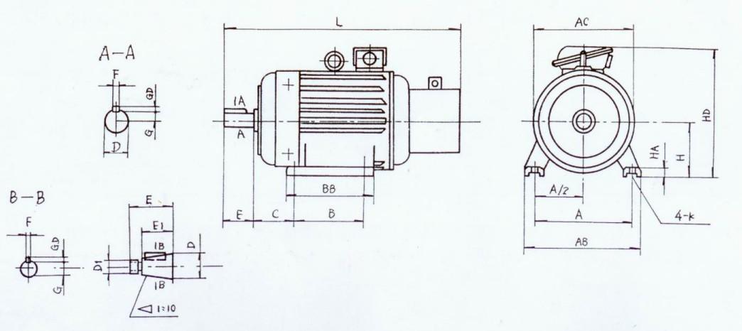 yzpe112-250畫圖